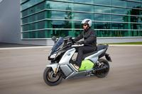Fotos motos BMW C evolution 2017 (versión A1)