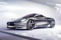 Fotos de coches Infiniti Emerg-e