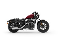 Fotos motos Harley-Davidson Sportster Forty-Eight 2020