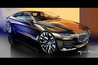 Fotos de coches BMW Vision Future Luxury (prototipo)