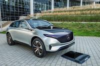 Fotos de coches Mercedes-Benz Generation EQ (prototipo)