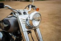Fotos motos Harley-Davidson Softail Fat Boy