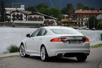 Fotos de coches Jaguar XF