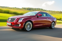 Fotos de coches Cadillac ATS Coupe