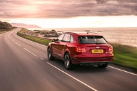 Fotos de coches Bentley Bentayga