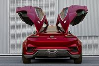Fotos de coches Ford EVOS Concept