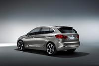 Fotos de coches BMW Concept Active Tourer