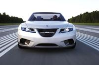 Fotos de coches Saab 9-X Air prototipo