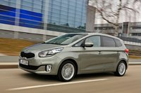 Fotos de coches Kia Carens