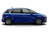 Fotos de coches Citroën C4 SpaceTourer