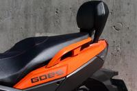 Fotos motos Goes G 125 GT