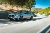 Fotos de coches Mercedes-Benz Clase E