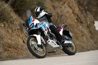 Fotos motos Honda CRF1000L Africa Twin Adventure Sports