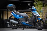 Fotos motos Kymco Agility City 125