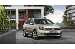 Volkswagen Golf Variant Exclusive 2009