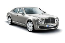 Fotos coches Bentley Mulsanne