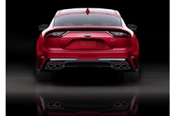 Fotos coches Kia Stinger