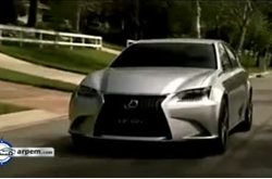 Video Lexus LF GH Circulando