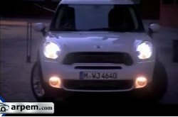 MINI Countryman Cooper S Luces