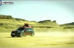MINI Countryman John Cooper Works Vuelo