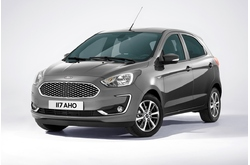 Fotos de coches Ford KA+