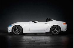 Fotos de coches Mazda MX-5 Speedster Evolution (prototipo)