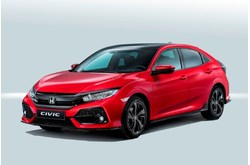 Fotos coches Honda  Honda  Civic 5p 1.0 Turbo VTEC Comfort CVT