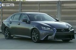 Video Lexus GS 350 F Sport Promoción