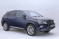 Video Lexus RX Reportaje