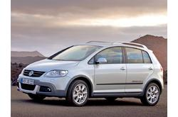 Volkswagen Cross Golf 2004