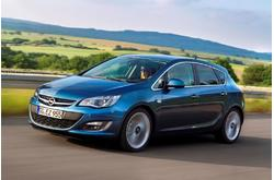 Fotos coches Opel Astra