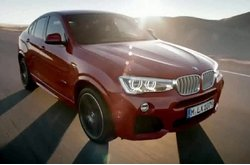 Vídeo BMW X4 Xdrive35i