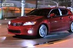 Video Lexus CT Seguridad