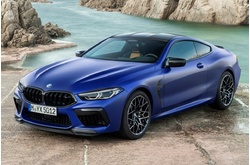 BMW M8 Competition Coupé 2019
