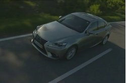 Video Lexus IS 300h Movimiento