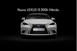 Lexus IS 300h Spot