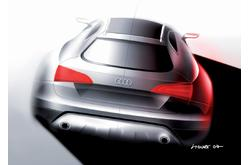 Fotos de coches Audi Cross Coupé quattro prototipo