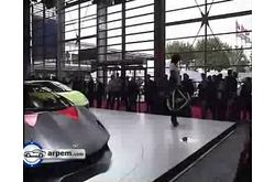 Video Lamborghini And Callaway Presentación
