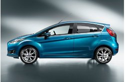 Fotos coches Ford  Ford  Fiesta 5p ST-Line 1.5 TDCi 95 CV