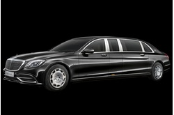 Mercedes-Benz Clase S Maybach Pullman 2018