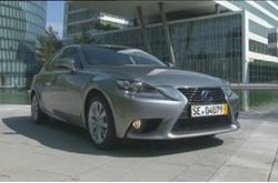 Lexus IS 300h Exterior