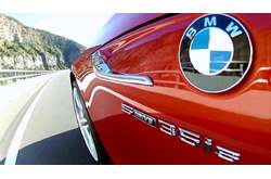 BMW Z4 sDrive35is Detalles