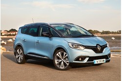 Fotos coches Renault  Renault  Grand Scénic Grand Scenic Limited Blue dCi 110 kW (150 CV) 7 plazas