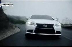 Video Lexus LS F Sport Innovación
