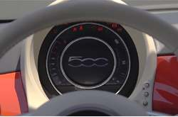 Vídeo Fiat 500 2016 Interior