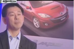 Video Mazda Entrevista Shinichi Inata