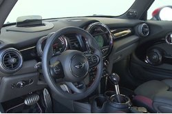 MINI John Cooper Works 2015 Interior