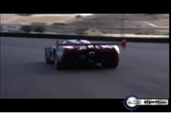 Video Mazda Furai Circuito