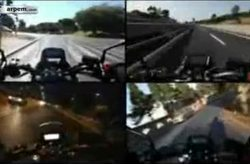 Video Honda NC 700 S Rodando