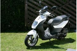 Fotos motos SYM Orbit 125